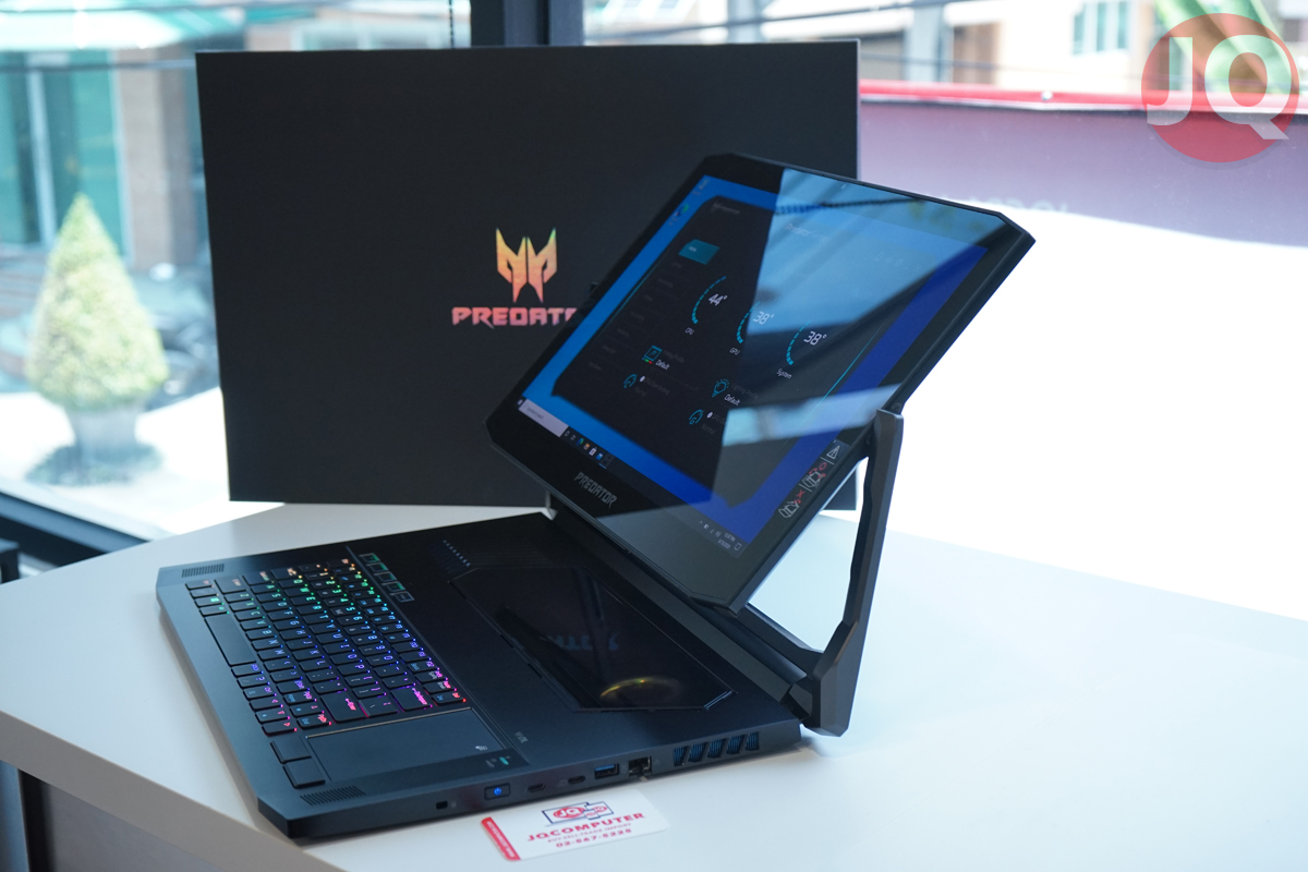 Sell] Acer Predator Triton 900 | i9-9980HK + 32 GB + 2 TB (SSD) + ...